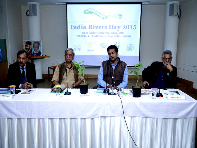 India rivers day 2015