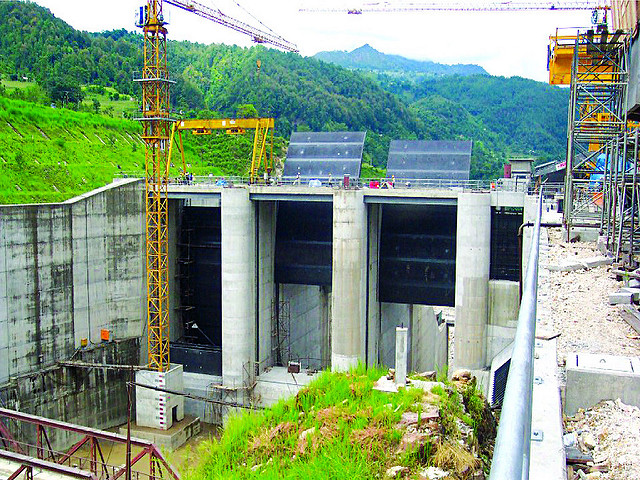 Pancheshwar power plant