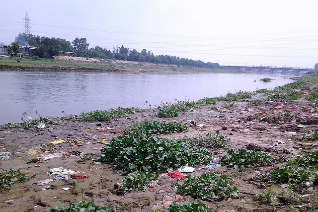 polluted hindon