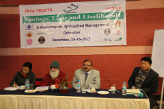 workshop on water issues